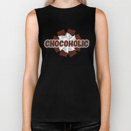 Chocoholic Biker Tank