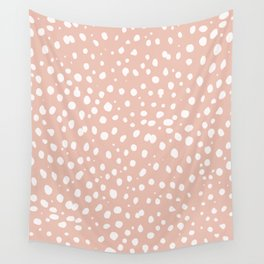 LEOPARD PINK Wall Tapestry