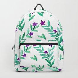 flowers pattern 1 Backpack