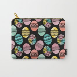 easter dark pattern Carry-All Pouch