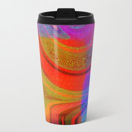 vortices of colors Travel Mug
