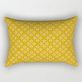 Eryn yellow Collection Rectangular Pillow