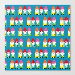 The BFF Gnomes II Canvas Print