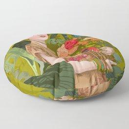 Floreria Floor Pillow
