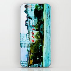 The entrance to the island. iPhone & iPod Skin