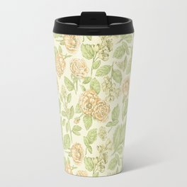 Vintage Blossoms 3 Travel Mug