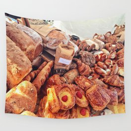 Delicious Choices Wall Tapestry