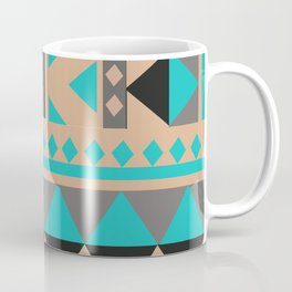 Aztec Pattern No. 28 Coffee Mug