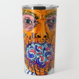 TIDE POD PRESIDENT Travel Mug