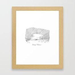 Santiago Calatrava Framed Art Print