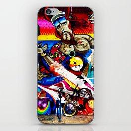 Hipster Jesus  iPhone Skin