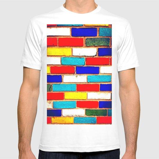 Vibrant Brick T-shirt