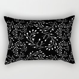 Fona Flourish Rectangular Pillow