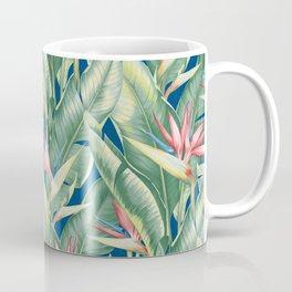 Flowers Birds of Paradise Coffee Mug