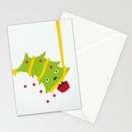 Hanging Tree Stationery Cards