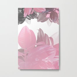 the rubber fig Metal Print