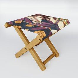 Carousel Folding Stool