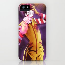 Hisoka McDonald iPhone Case