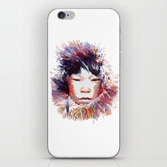MONGOLIA iPhone & iPod Skin