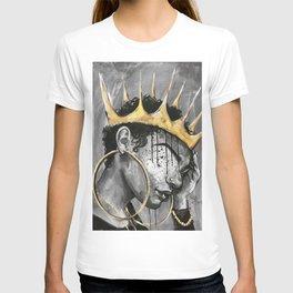 Naturally Queen X T-shirt