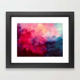 Reassurance Framed Art Print