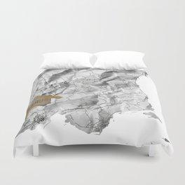 Chernarus Duvet Cover