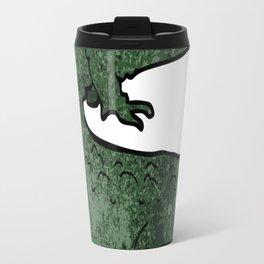 Green Croc Travel Mug