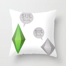 TheSIMS4 # SulSul # Throw Pillow