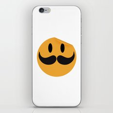 Moustache 15 iPhone & iPod Skin