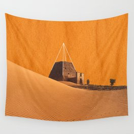 Reconstructed II Wall Tapestry