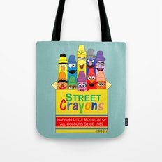 Color Me Sesame Tote Bag