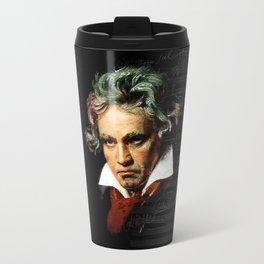Beethoven - Music Demon Travel Mug