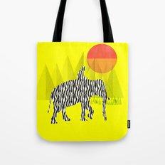 Zelephant - Mahout & Elephant Tote Bag