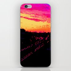 Train City iPhone & iPod Skin