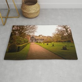 Country Home Goals Rug