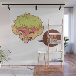 luv sux Wall Mural