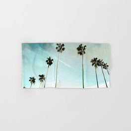 Palm Trees Hand & Bath Towel