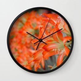 Pattern #8 Wall Clock