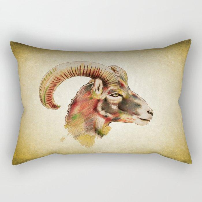 Antelope Rectangular Pillow