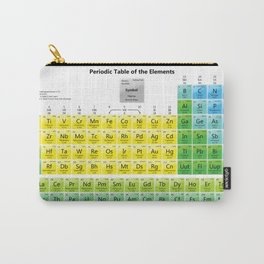 periodic table Carry-All Pouch