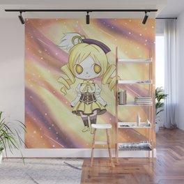 Mami Tomoe Galaxy Wall Mural