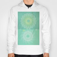 morocco Hoodies featuring Morocco Mint by ZenzPhotography
