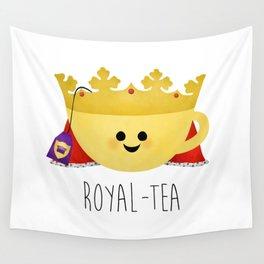 Royal-tea Wall Tapestry