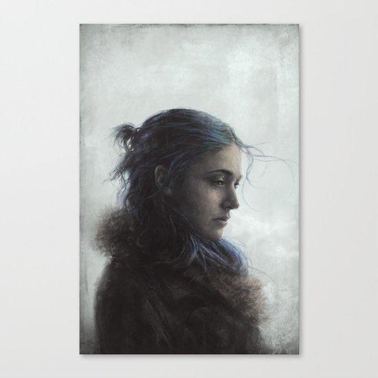 Clem Canvas Print
