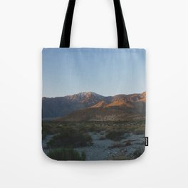 Mt San Jacinto - Pacific Crest Trail, California Tote Bag