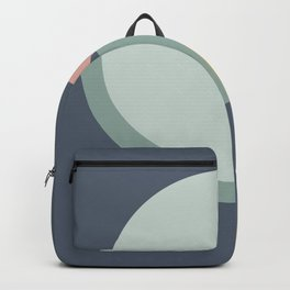Minimalist Shapes 62 Backpack
