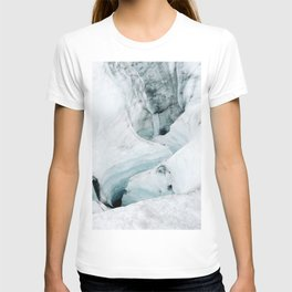 Icelandic Iceberg glacier lagoon travel T-shirt