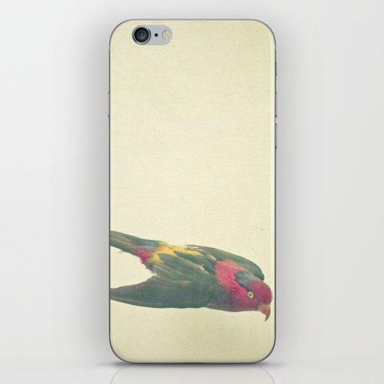 Bird Study #4 iPhone & iPod Skin