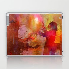 The girl with the baloon Laptop & iPad Skin