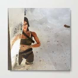 Croft Metal Print
